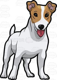 Jack Russell Terrier clipart #12, Download drawings