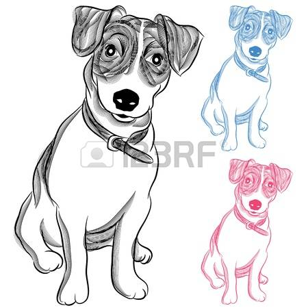 Jack Russell Terrier clipart #5, Download drawings