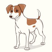 Jack Russell Terrier svg #10, Download drawings