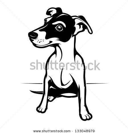 Jack Russell Terrier svg #9, Download drawings
