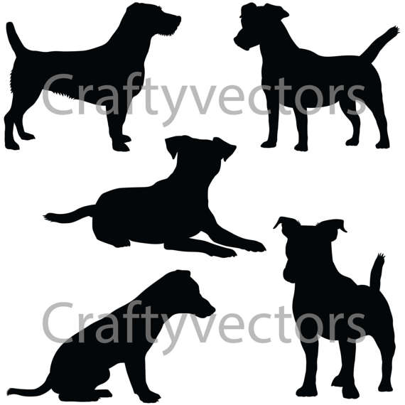 Jack Russell Terrier svg #7, Download drawings
