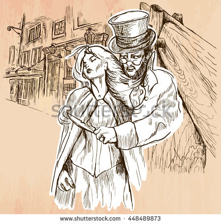Jack The Ripper coloring #19, Download drawings
