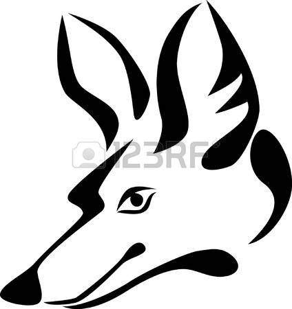 Jackal clipart #12, Download drawings