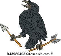 Jackdaw clipart #14, Download drawings