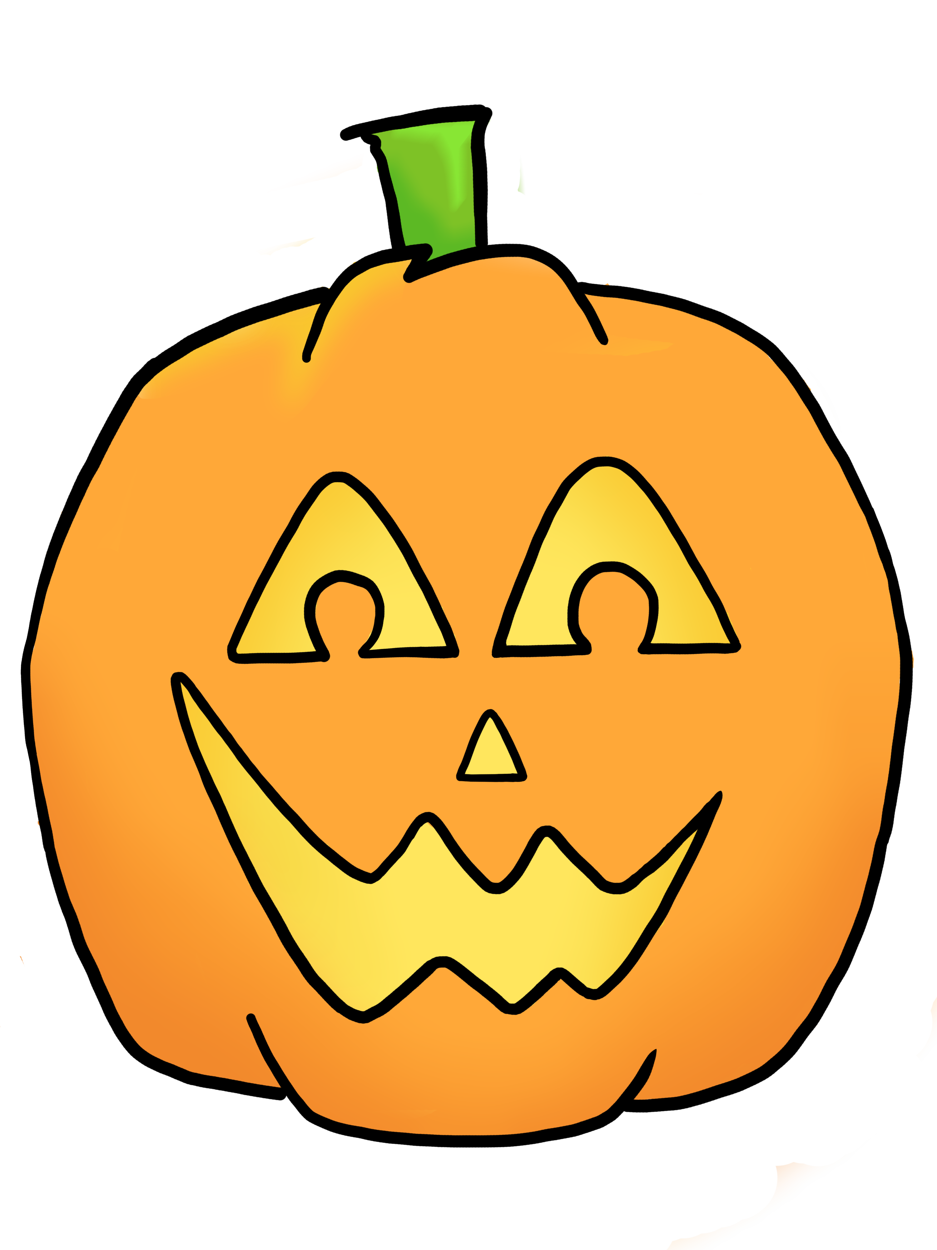 Jack-o'-lantern clipart #7, Download drawings