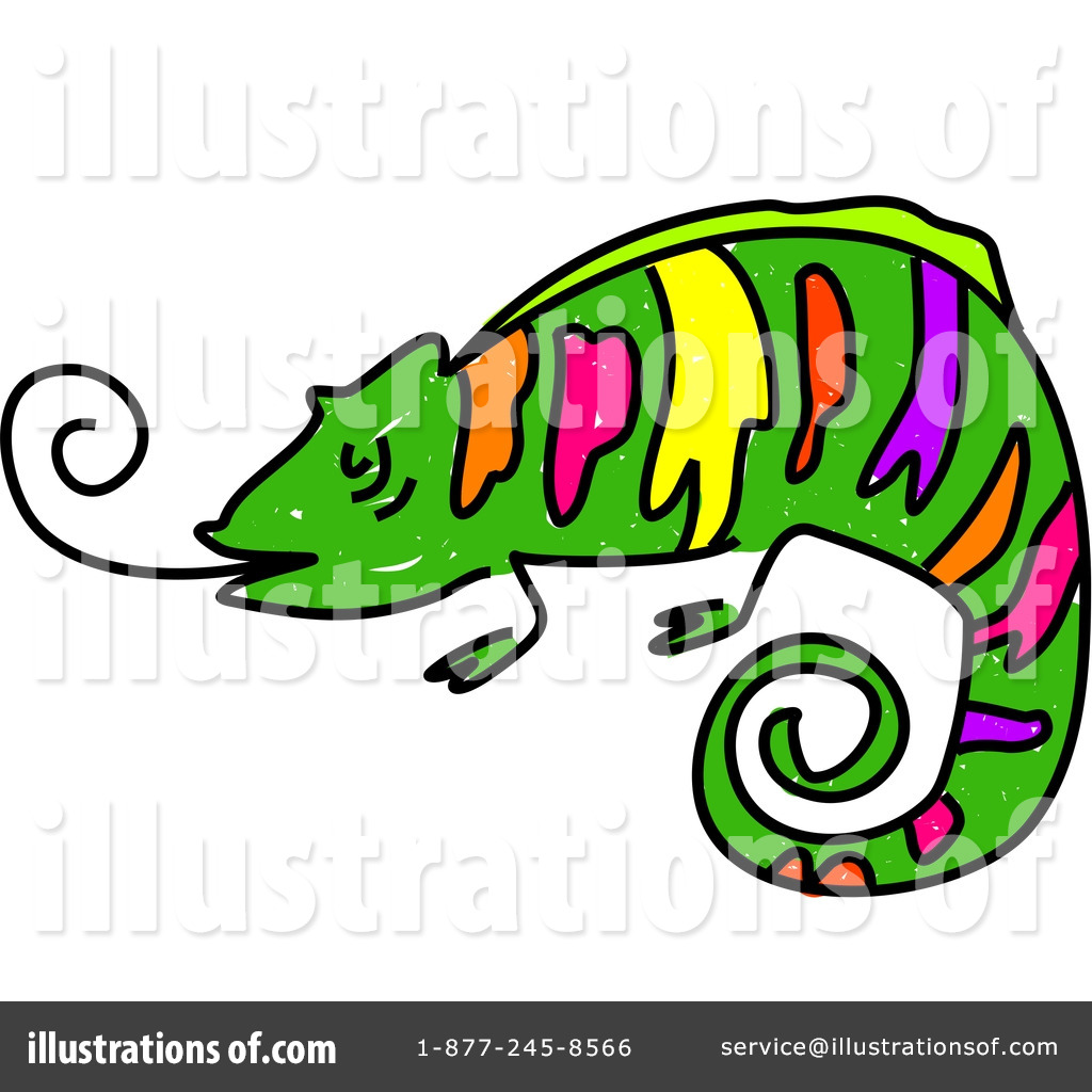Jackson's Chameleon clipart #9, Download drawings