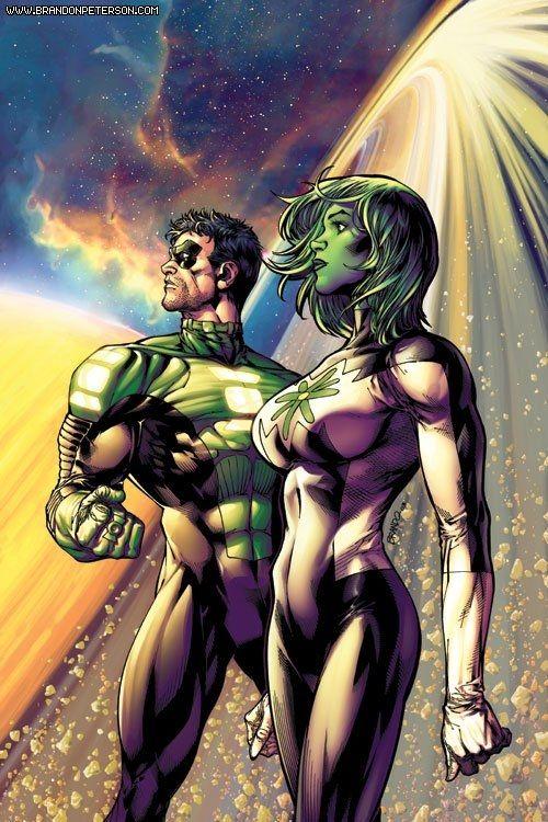 Jade (DC Comics) coloring #7, Download drawings