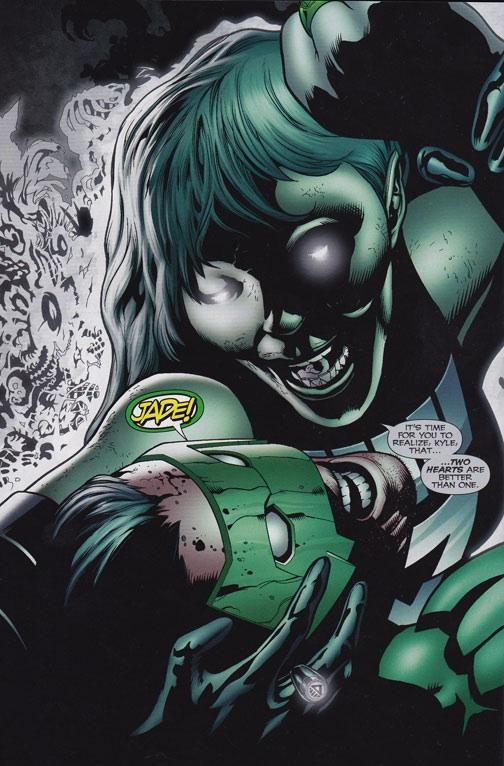 Jade (DC Comics) coloring #8, Download drawings