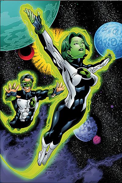 Jade (DC Comics) coloring #11, Download drawings