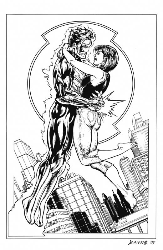 Jade (DC Comics) coloring #12, Download drawings