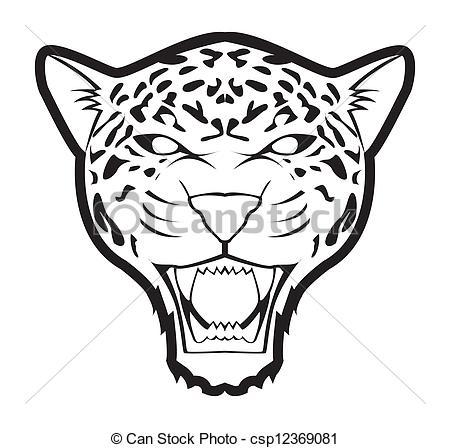 Jaguar clipart #4, Download drawings