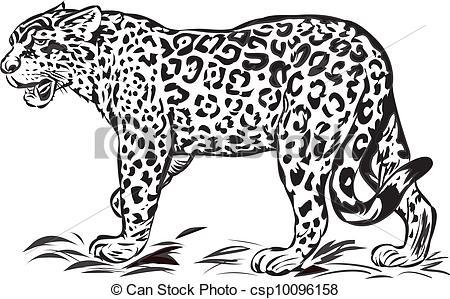 Jaguar clipart #7, Download drawings