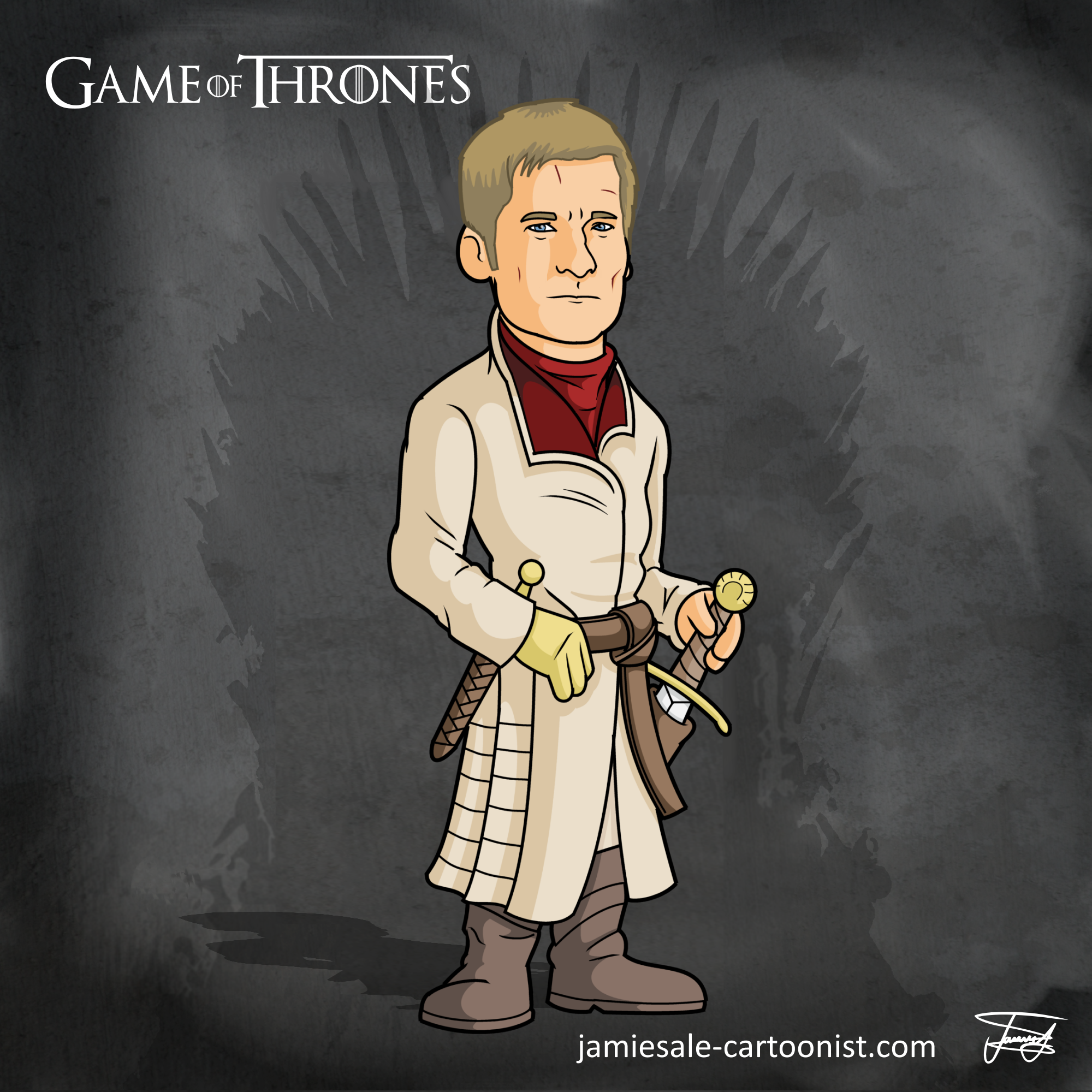 Jaime Lannister clipart #15, Download drawings