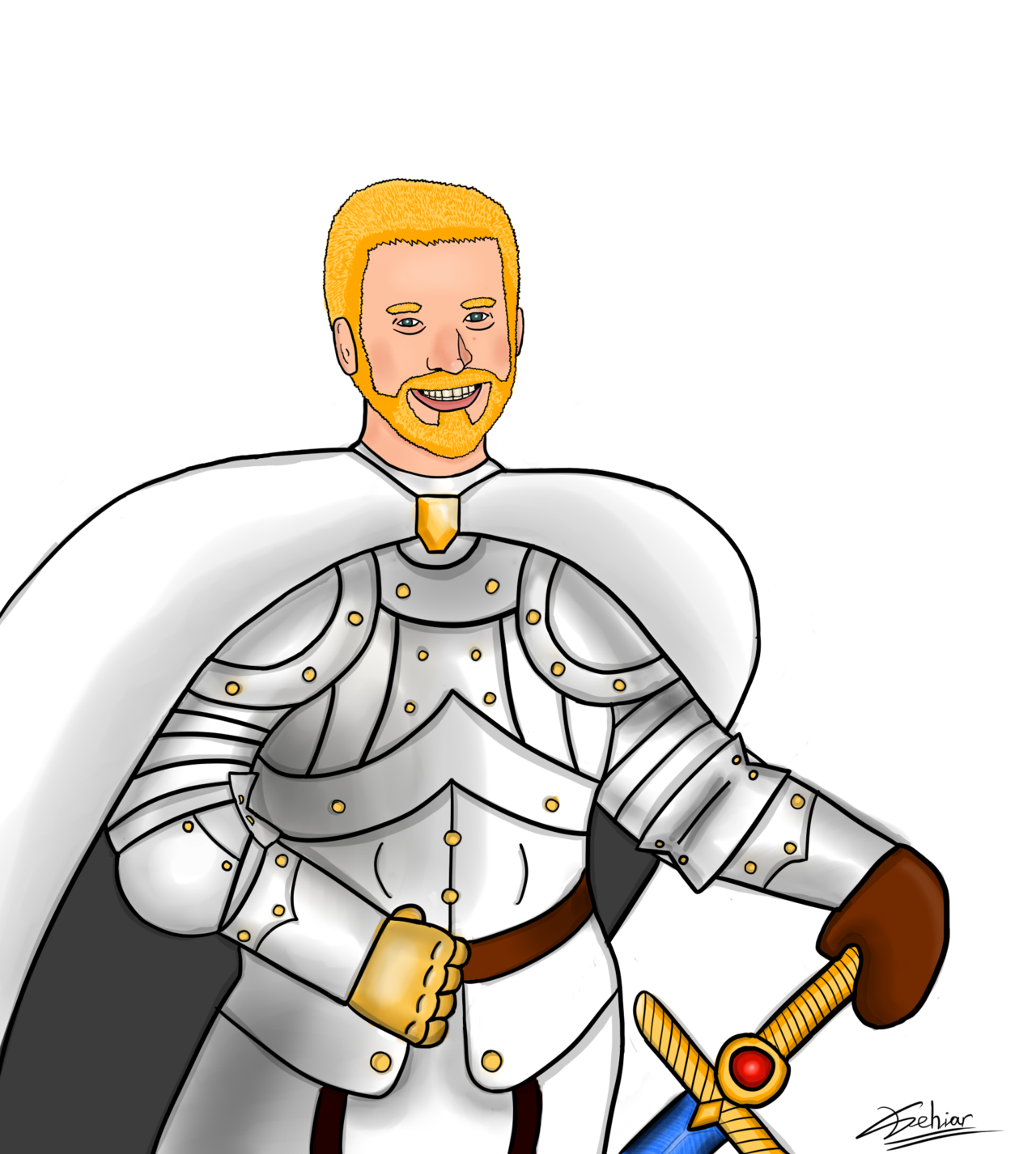Jaime Lannister clipart #9, Download drawings