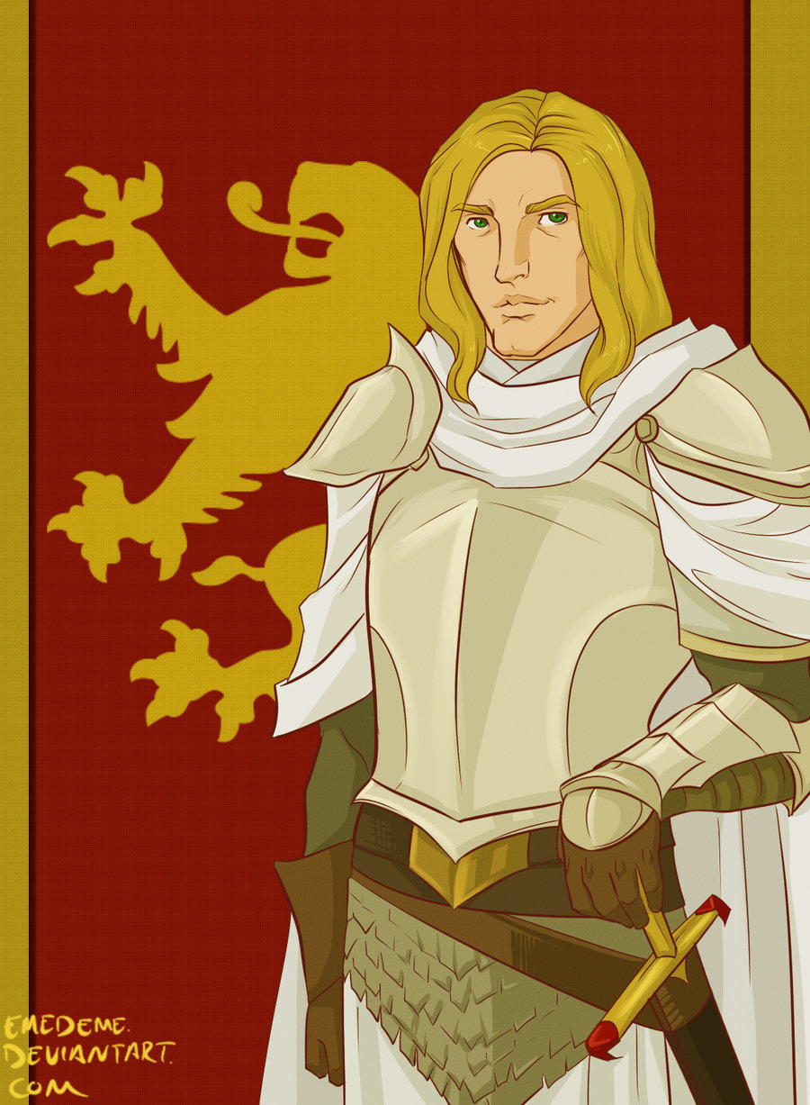Jaime Lannister clipart #6, Download drawings