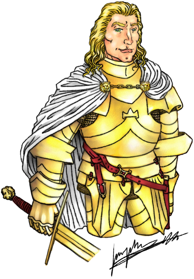 Jaime Lannister clipart #14, Download drawings