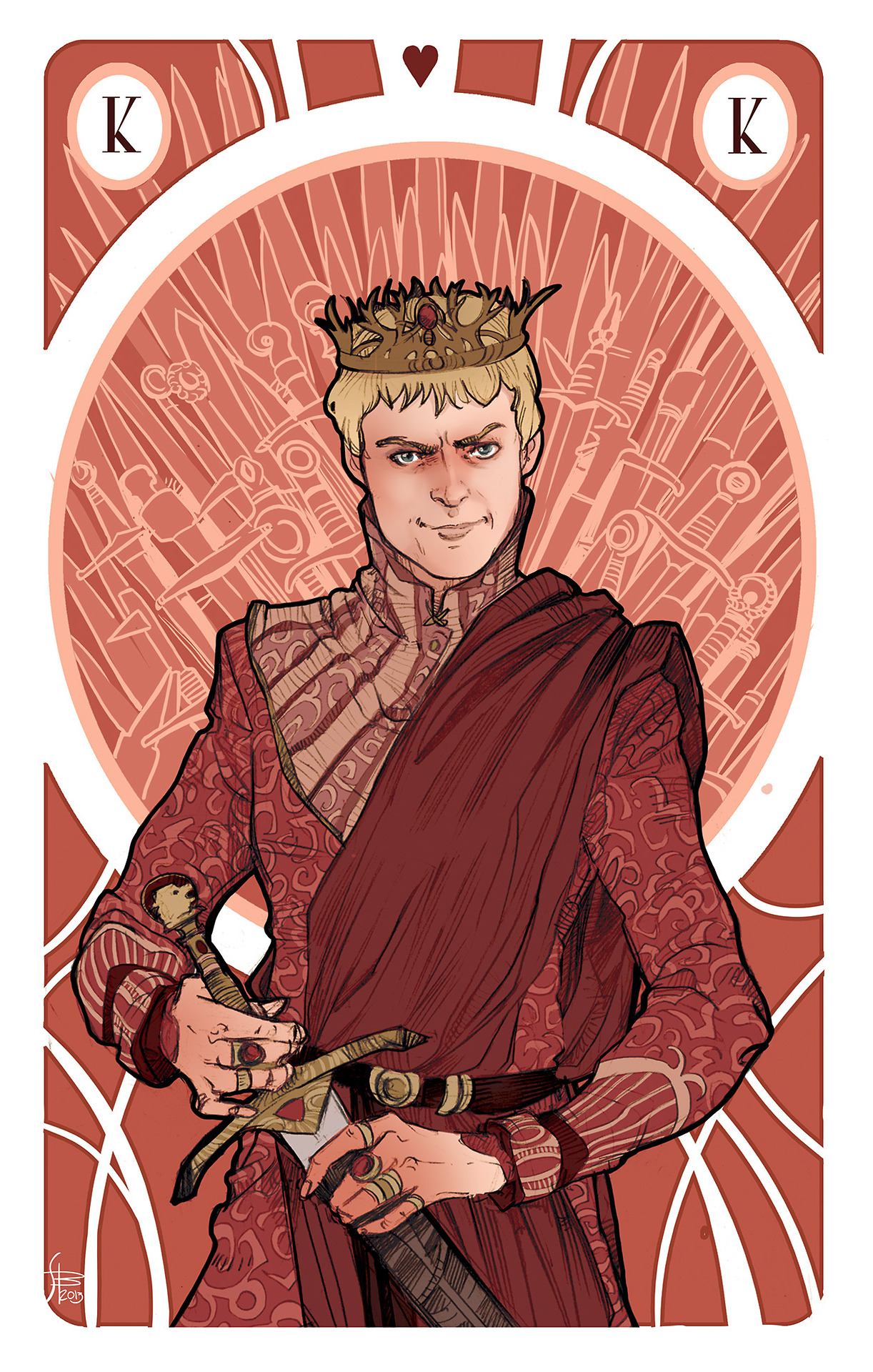 Jaime Lannister clipart #16, Download drawings