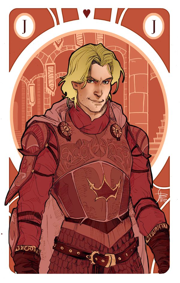 Jaime Lannister clipart #5, Download drawings