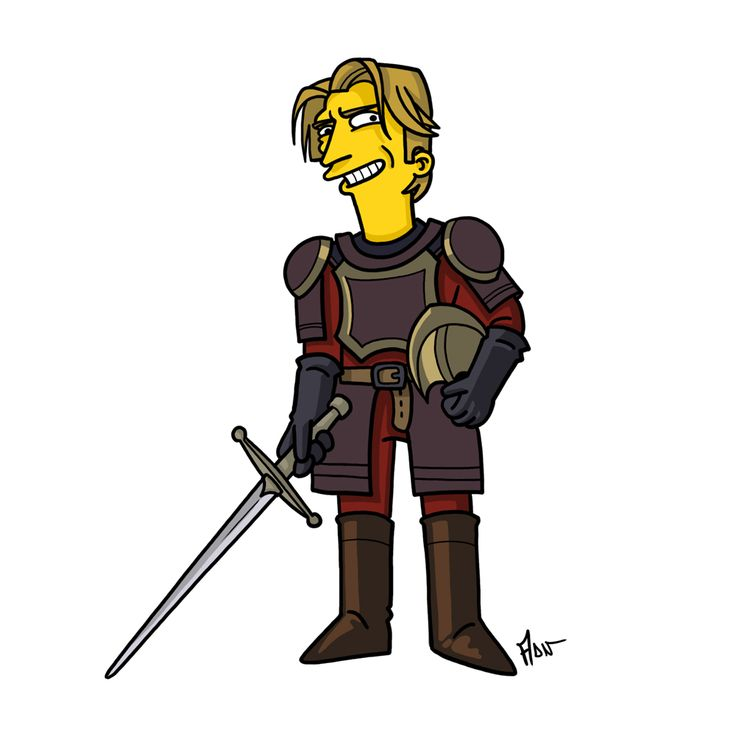 Jaime Lannister clipart #2, Download drawings