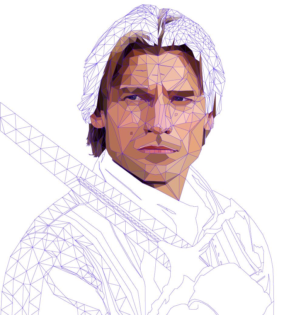 Jaime Lannister coloring #9, Download drawings