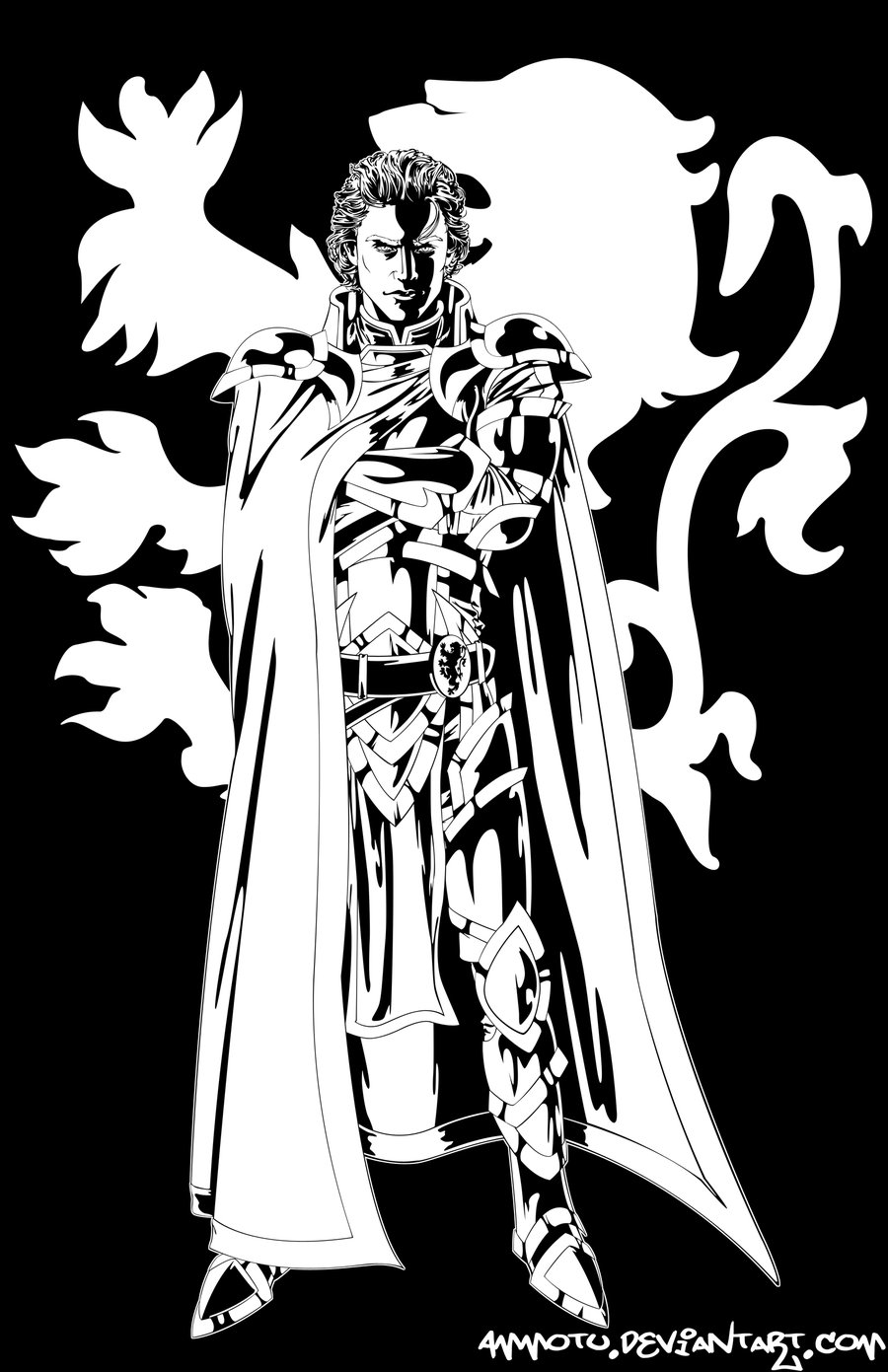 Jaime Lannister coloring #15, Download drawings