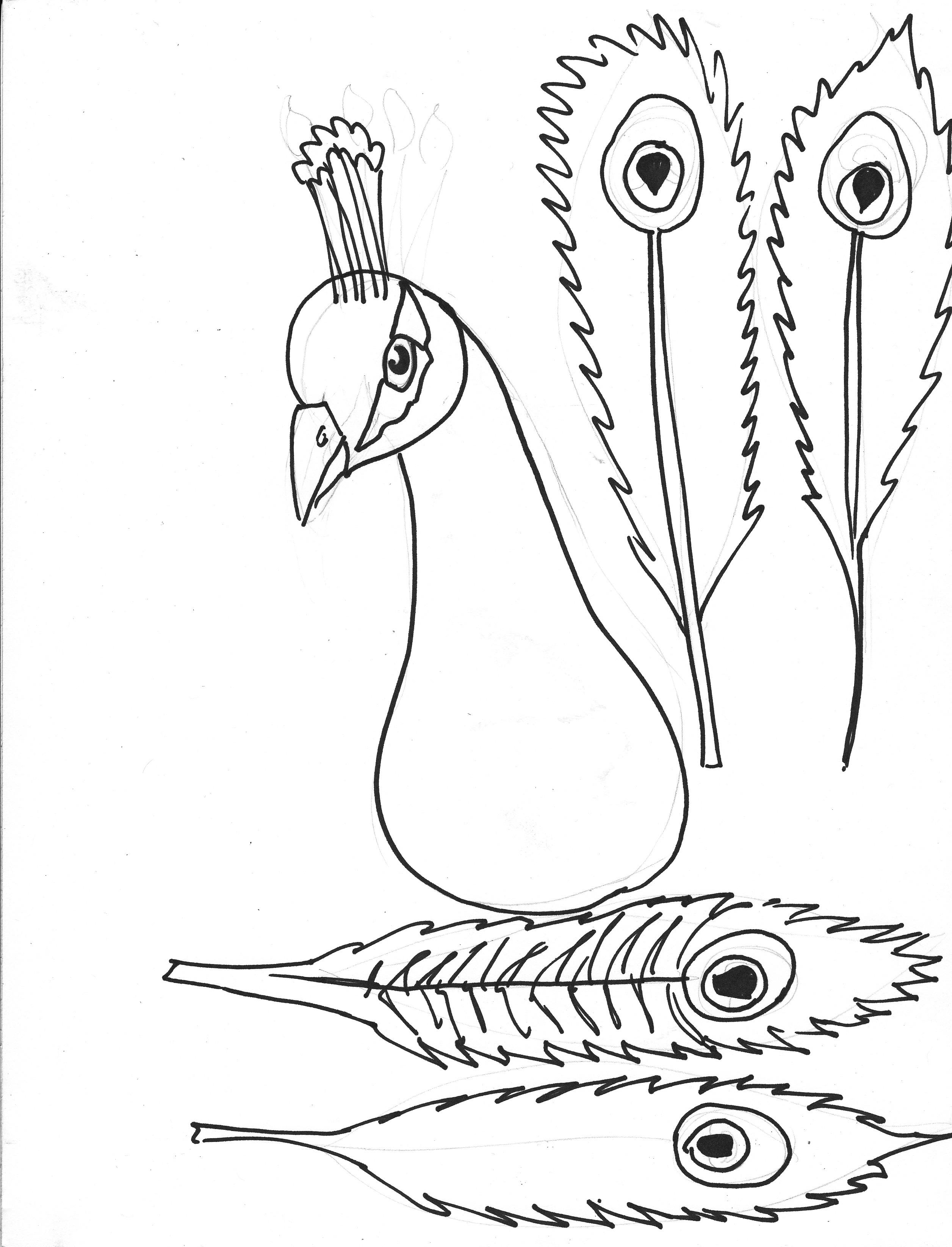 Janu coloring #4, Download drawings