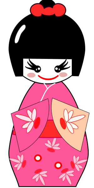 Japanese clipart #17, Download drawings