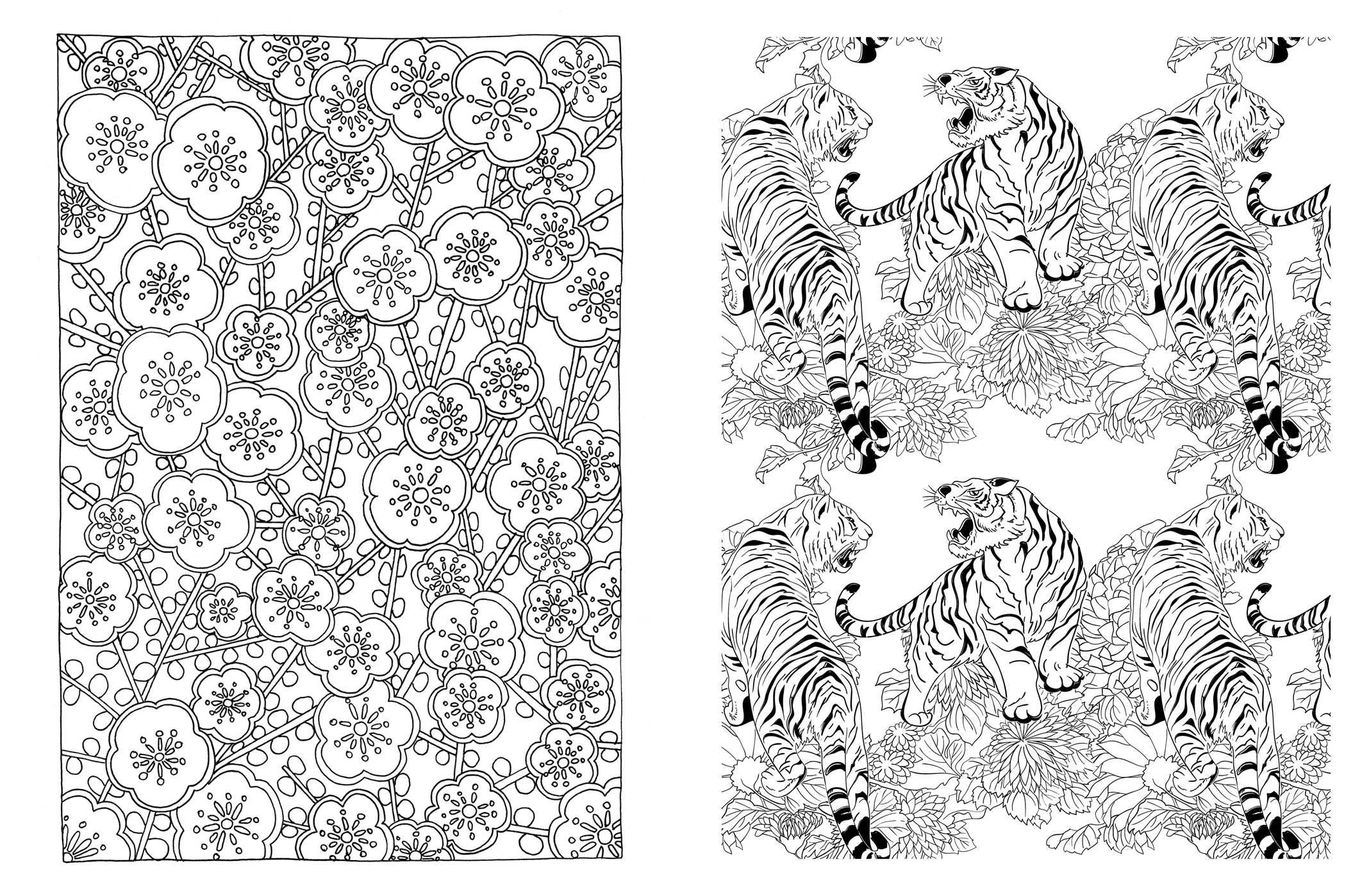 Japanese coloring #8, Download drawings