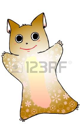 Japanese Dwarf Flying Squirrel clipart #19, Download drawings