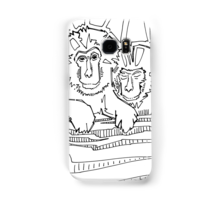 Japanese Macaque coloring #10, Download drawings
