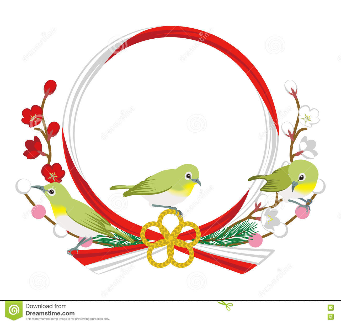 Japanese White-eye clipart #5, Download drawings