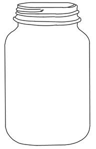 Jar coloring #15, Download drawings