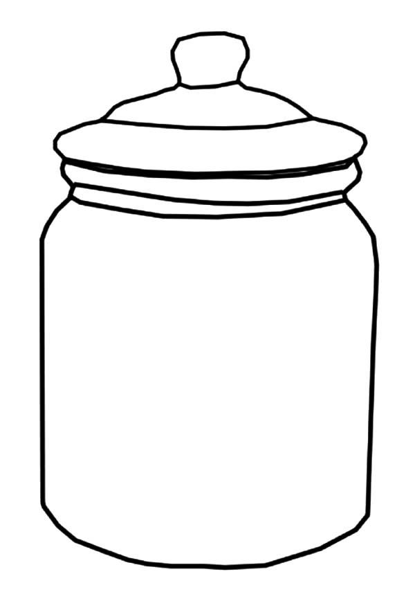 Jar coloring #13, Download drawings