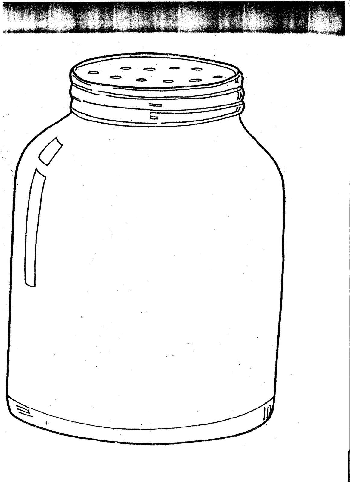 Jar coloring #4, Download drawings