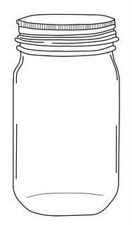 Jar coloring #19, Download drawings
