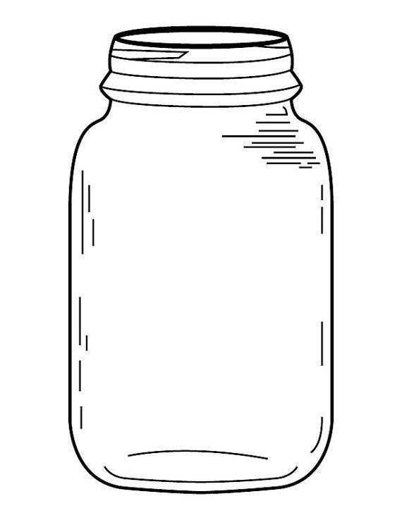 Jar coloring #18, Download drawings