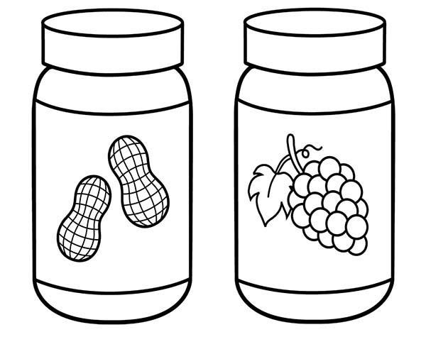 Jar coloring #14, Download drawings