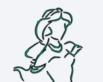 Jasmine svg #4, Download drawings
