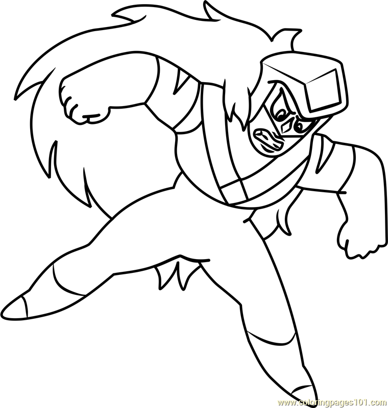 horace and jasper coloring pages - photo#9