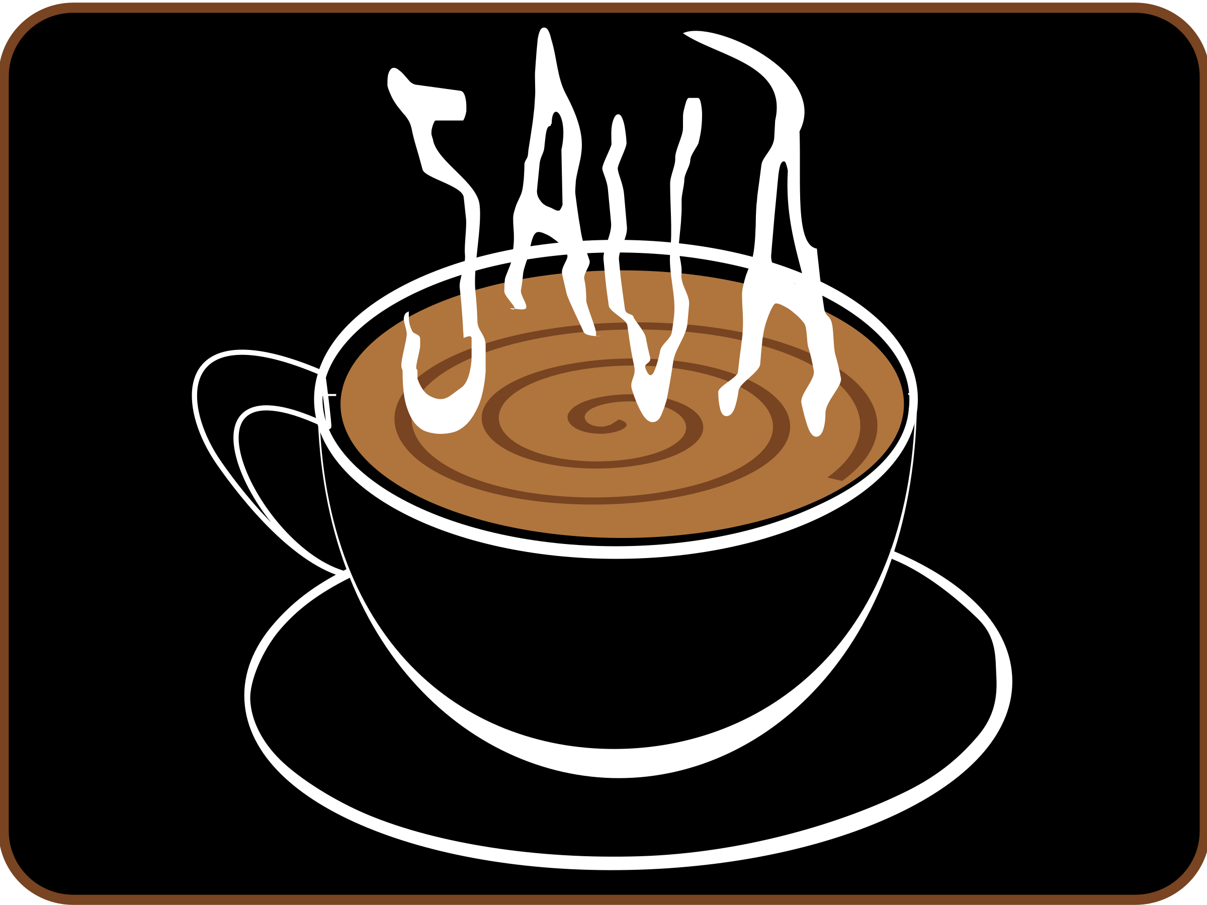 Java clipart #5, Download drawings