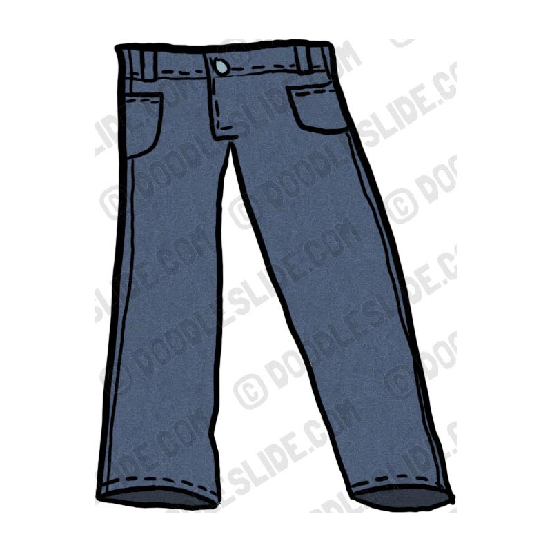 Jeans clipart #8, Download drawings