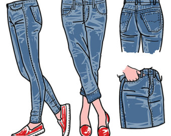 Jeans clipart #9, Download drawings