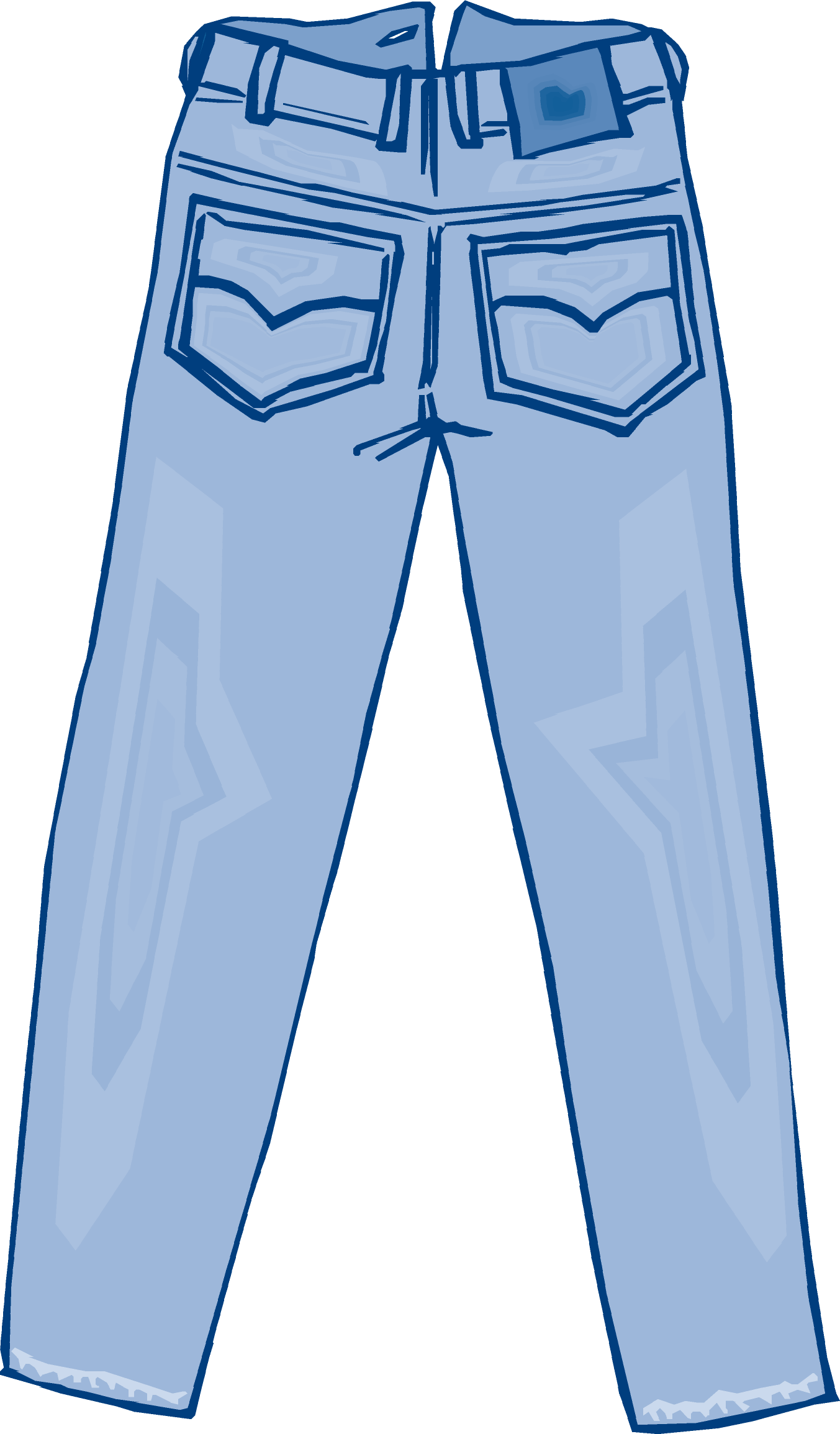 Jeans clipart #7, Download drawings
