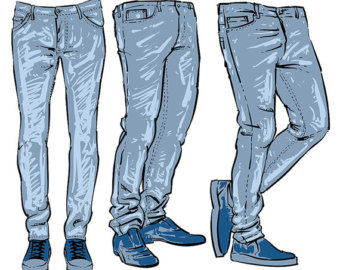 Jeans clipart #16, Download drawings