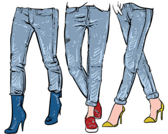 Jeans clipart #15, Download drawings