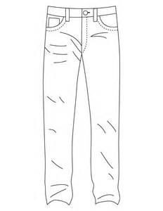 Jeans coloring #7, Download drawings