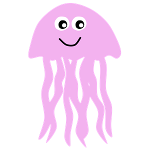 Jellyfish clipart #8, Download drawings