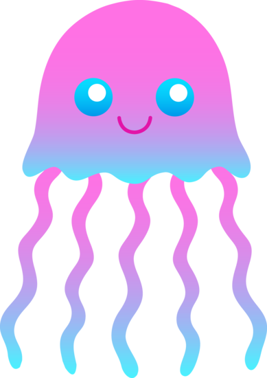 Jellyfish clipart #14, Download drawings