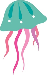 Jellyfish clipart #11, Download drawings