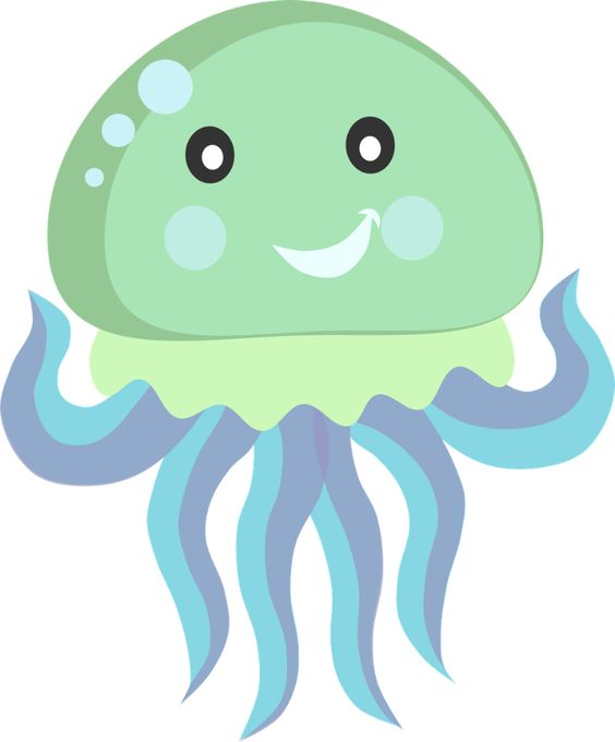 Jellyfish clipart #7, Download drawings